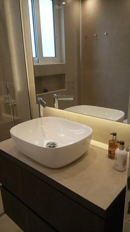 Κόστος ανακαίνισης μπάνιου