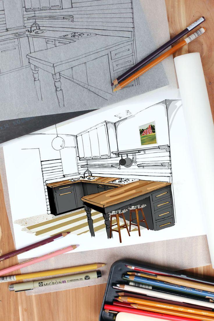 renovation sketches