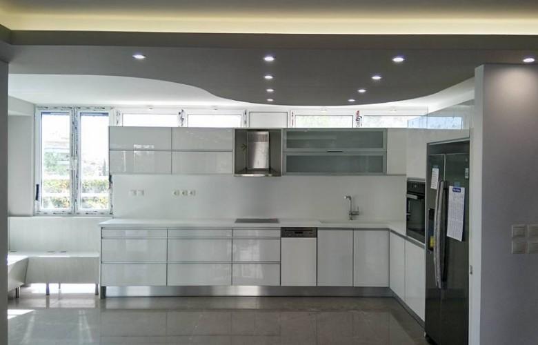 ανακαίνιση κουζινας στη Γλυφάδα_2